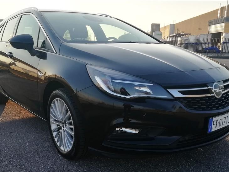 Veicolo | Opel Astra SW