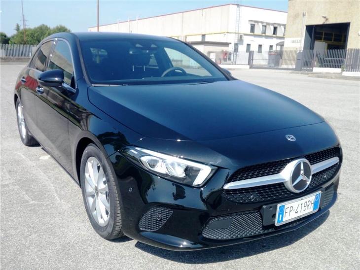 Veicolo | Mercedes Classe A 180 CDI