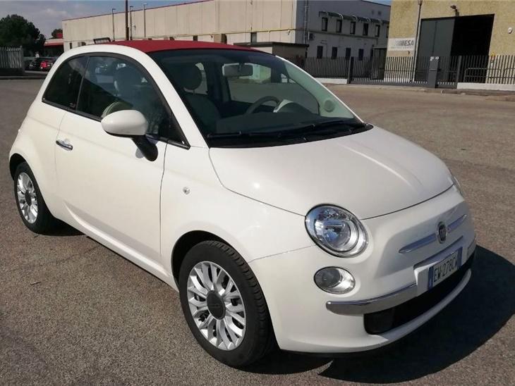 Veicolo | Fiat 500 Cabrio