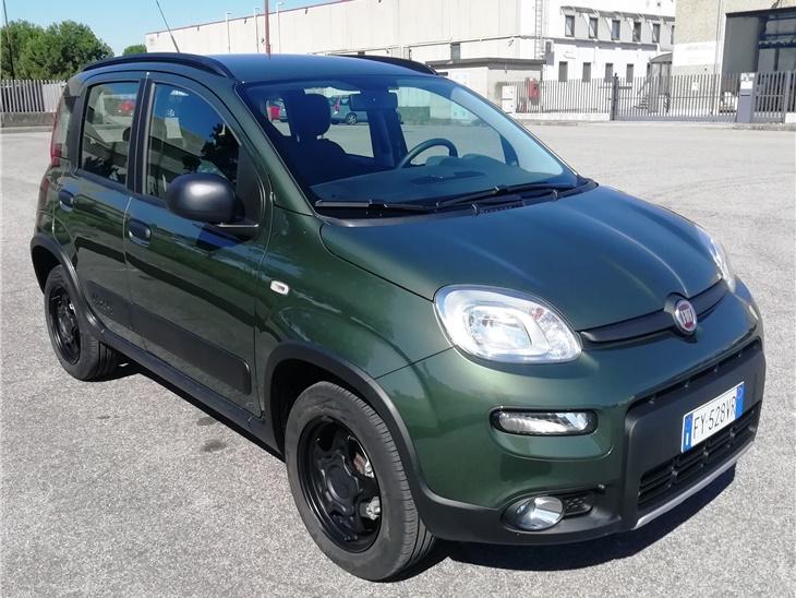 Veicolo | Fiat Panda