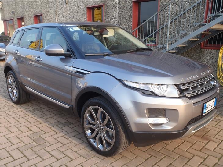 Veicolo | Land Rover Evoque 2.0 Prestige