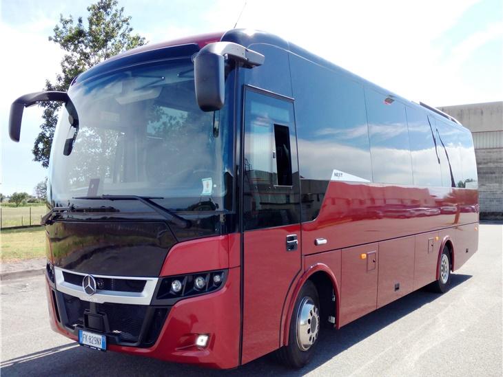 Veicolo | Autobus 30 posti Mercedes + nostro autista