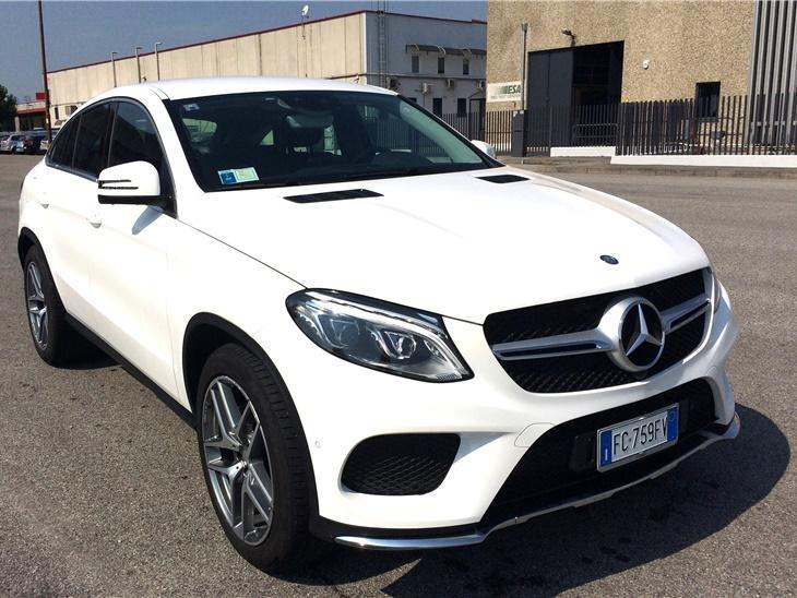 Veicolo | Mercedes GLE Coupè 350 CDI 4X4 Premium