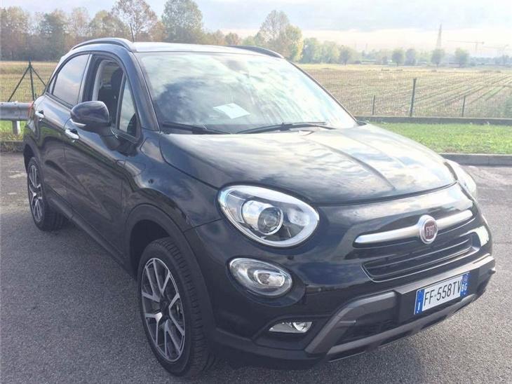 Veicolo | Fiat 500 X 4X4