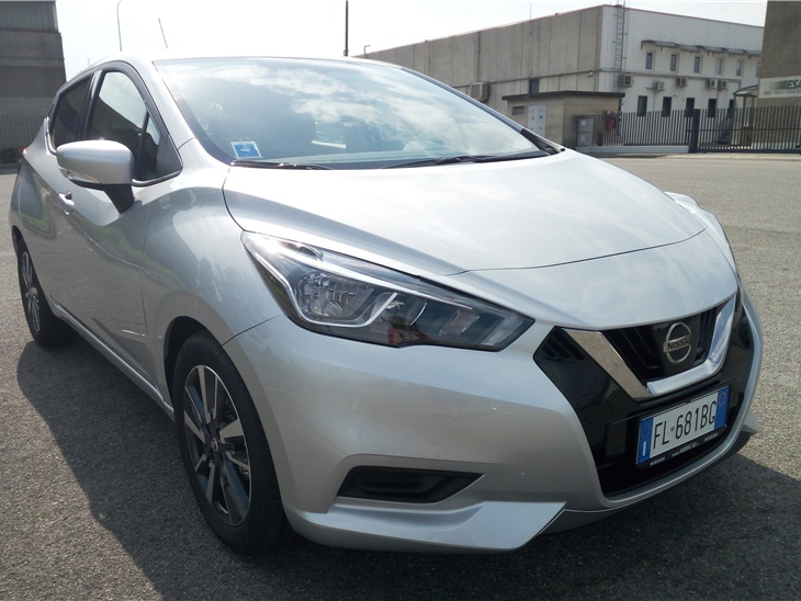 Veicolo | Nissan Micra dCi Acenta